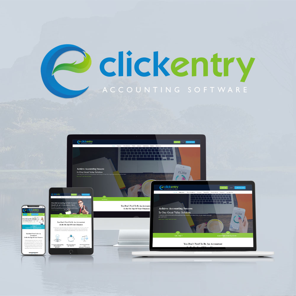 Click Entry Web Application