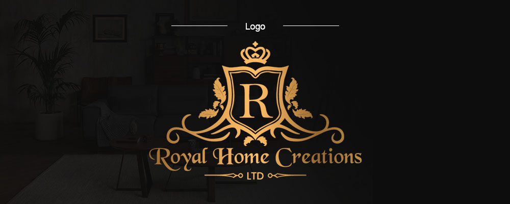 Royal Home Creations LTD. Logo